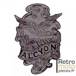 Décalcomanie Alcyon (2 tailles)