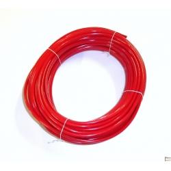 Souplisseau (gaine) PVC rouge
