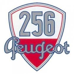Décalcomanie Peugeot
