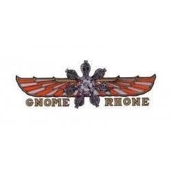 Décalcomanie Gnôme Rhône