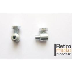 Serre cable pour cable jusqu'à 1,5mm